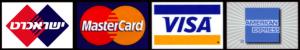 מוסך נייד מכבדים אשראי
